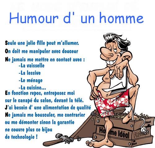 Humour cherche femme